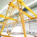 Semi Gantry Crane by BD Cranetech