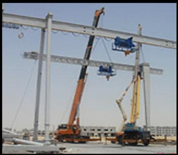 Hevi Gantry Crane by BD CraneTech